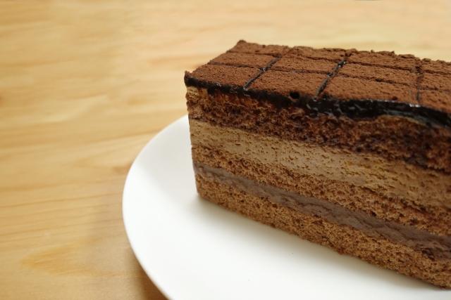 生チョコケーキ 賞味期限