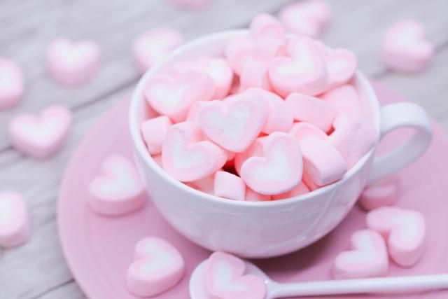 バレンタイン お返し マシュマロ意味