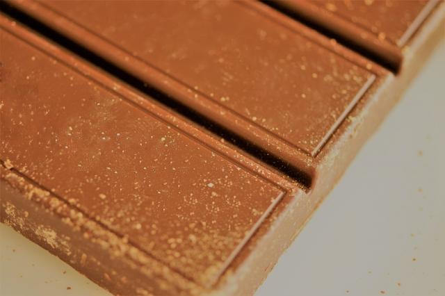 クーベルチュールチョコレートはそのまま食べる