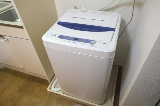 洗濯,時間帯,アパート