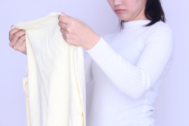 衣替え,洗濯するか