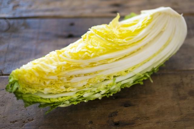白菜,冷蔵庫,日持ち
