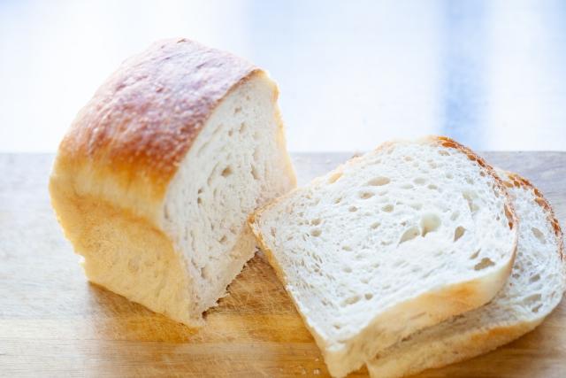 食パン,日持ち,パン屋