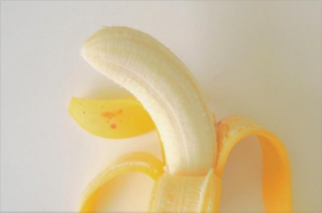 バナナ,腹持ち,時間