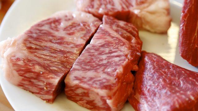牛肉,変色,食べられる