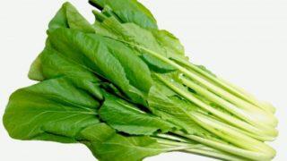 小松菜,虫食い,食べられる