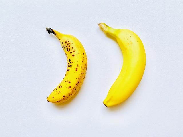バナナ,追熟,レンジ