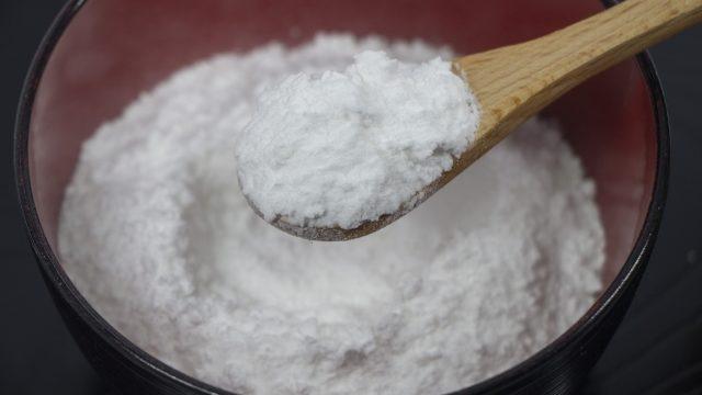 片栗粉,代用,つなぎ