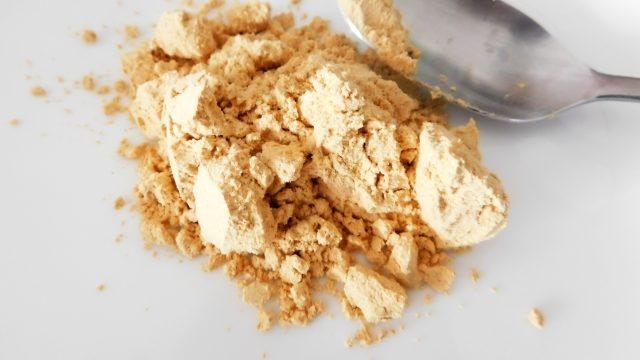 プロテイン,代用,きな粉