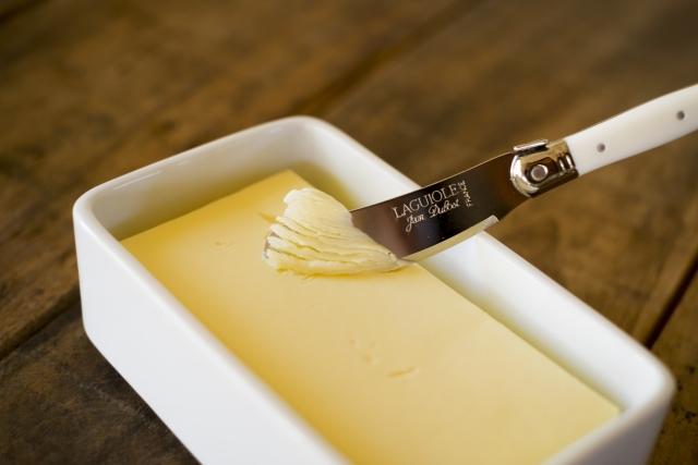 無塩バター,代用,マーガリン