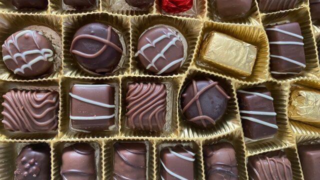 チョコ,食べ過ぎ,太る